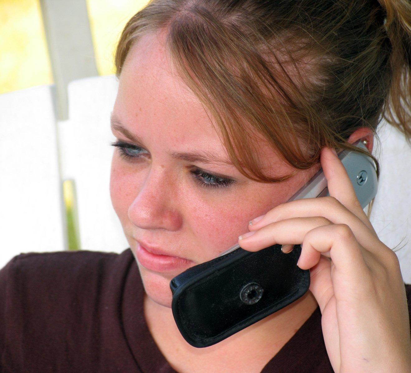 Att lära sig hantera en ny mobiltelefon