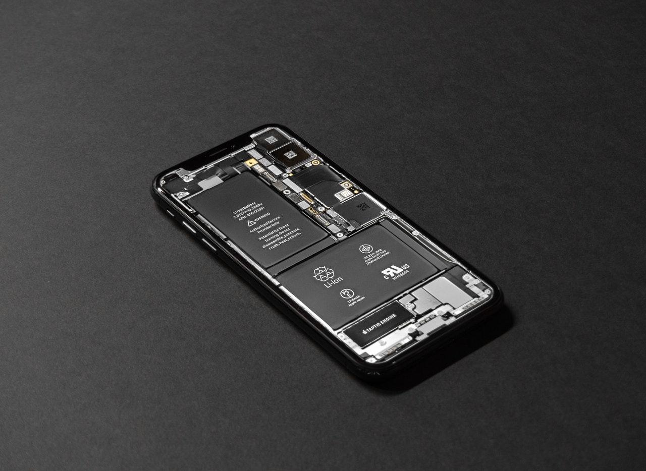 iPhones utveckling