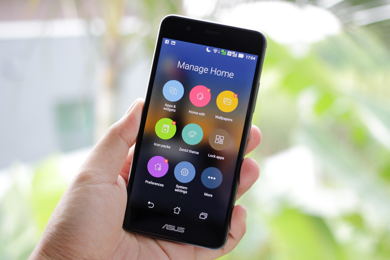 Hur kan en mobiltelefon se ut i framtiden?